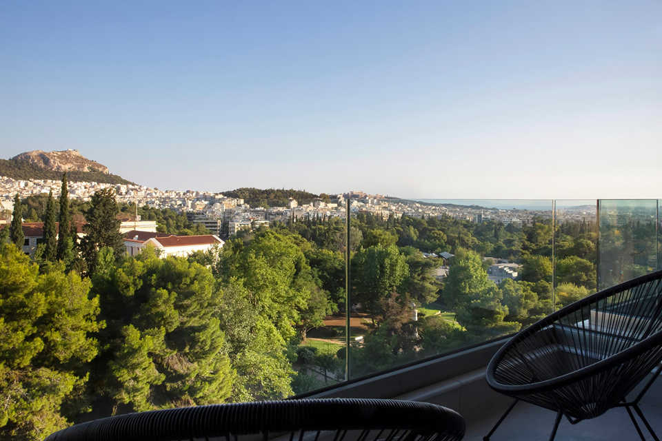 Athens Panorama Project)
