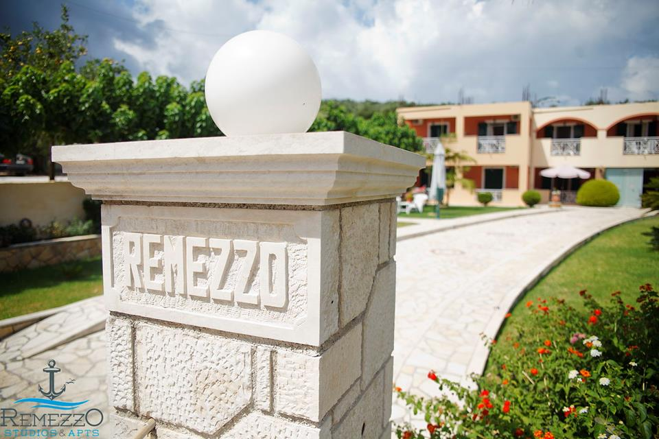 Remezzo Studios & Apartments. Амуди, Закинф