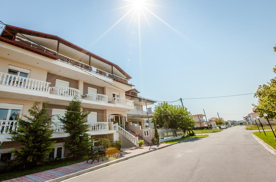 Porto Daliani Apartments. Паралия Катерини