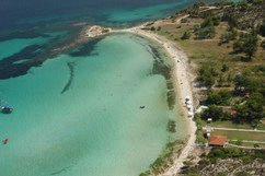 Lagonisi Beach Resort, Aerial View