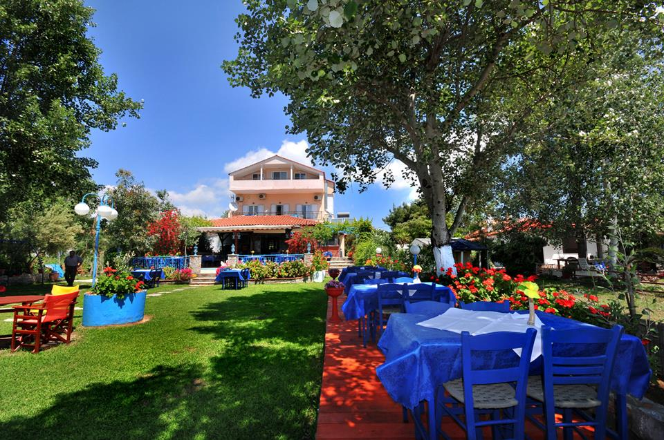 Angelos Garden. Apartments, Sithonia - Chalkidiki)