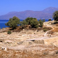 the minoan town Kommos