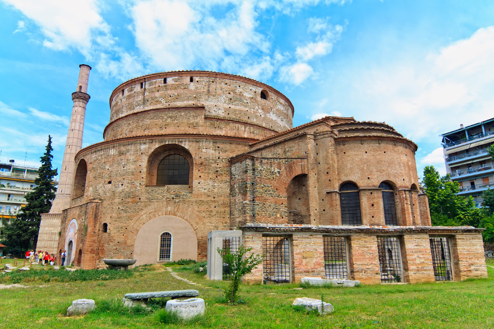 Rotunda. Thessaloniki