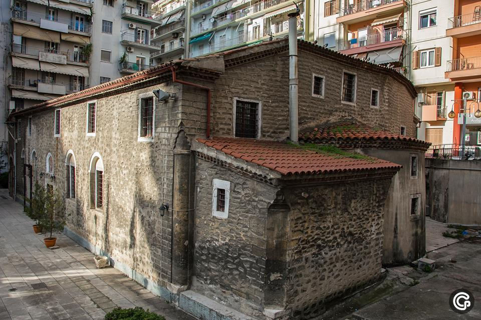 Church of St. Athanasius. Thessaloniki