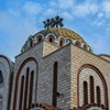 Church of Cyril and Methodius. Thessaloniki