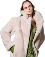 Manoli Furs detail