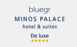 Minos Palace Hotel & Suites  logo