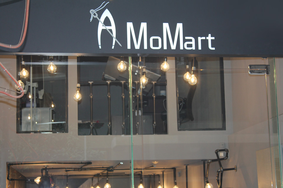 MoMart boutique. Women's fashion, Thessaloniki)