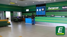 Europcar. Rent a car in Greece