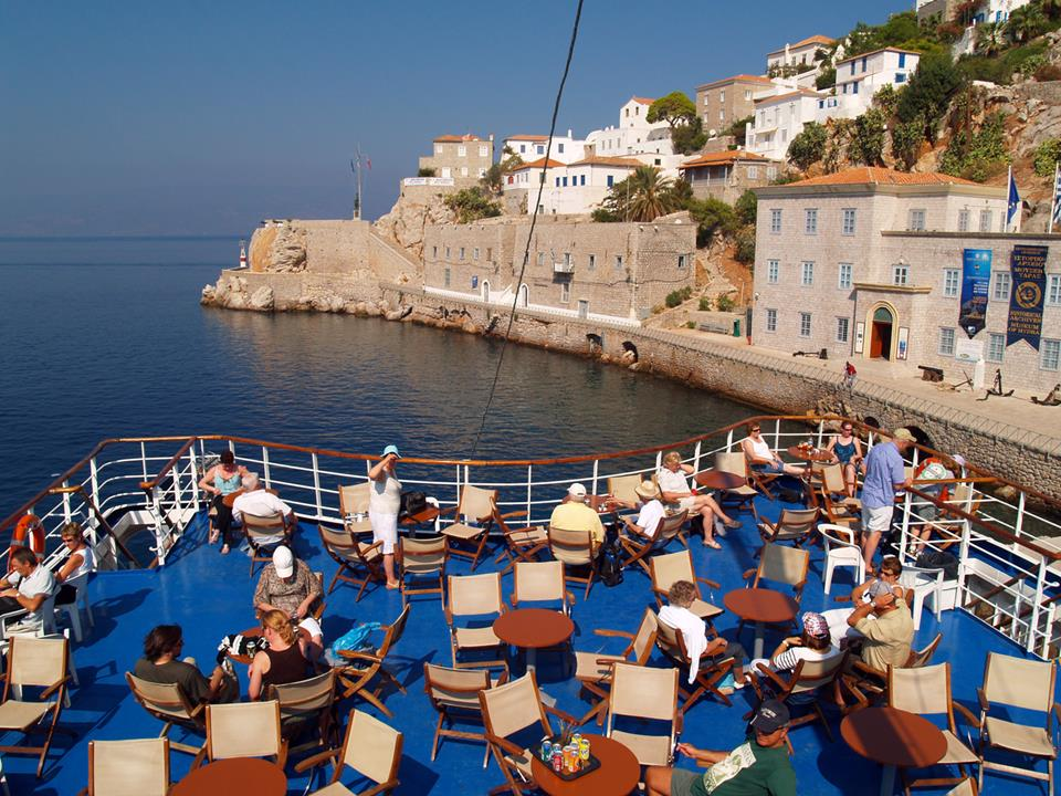 Athens One Day Cruise. Круизы, Афины