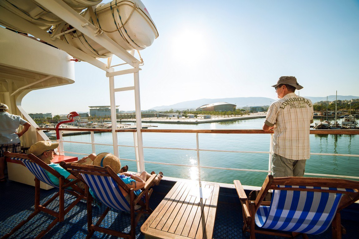 Athens One Day Cruise