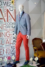 Simeonidou Men's Dressing Spot. Патры