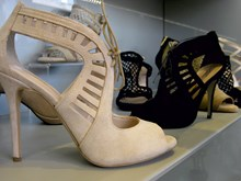 «Paisios». Women's shoes, Patra