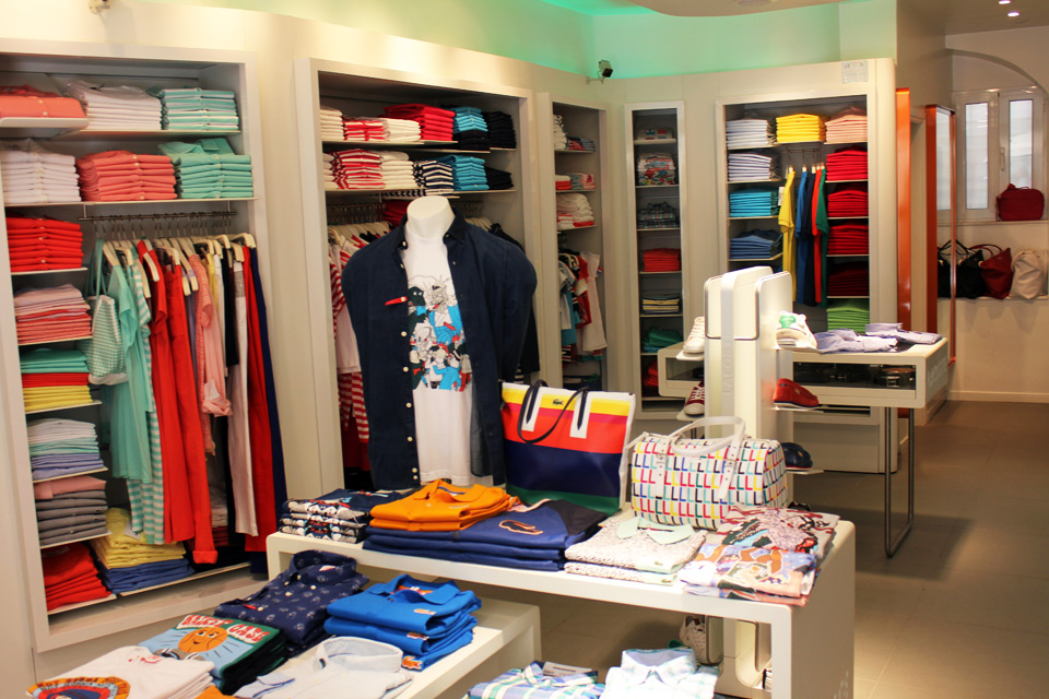 26df3853193 Boutique Lacoste - Corfu | Clothes store, Corfu