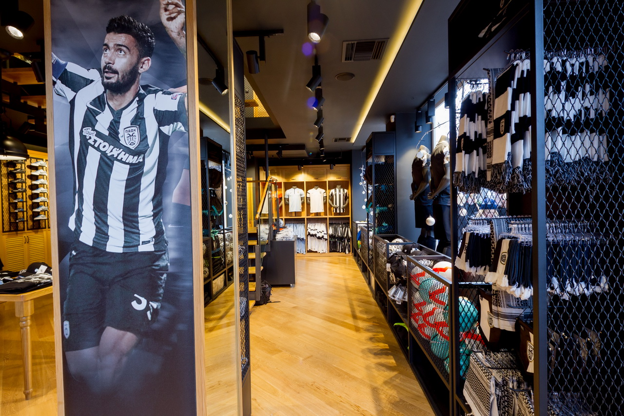 paok shop