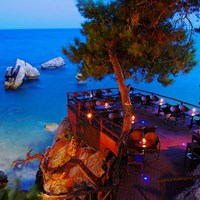 Villa Stasa Sea Bar