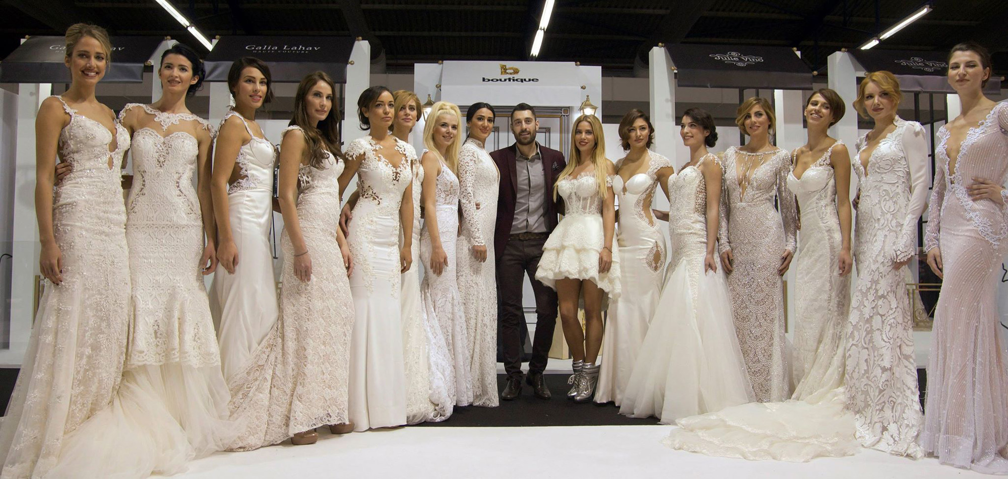 b boutique, Catwalk 2015