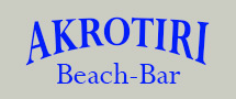 Akrotiri Beach Bar