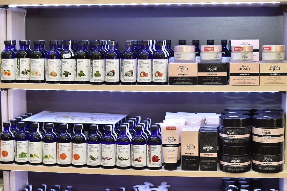 MELIA Greek traditional products)