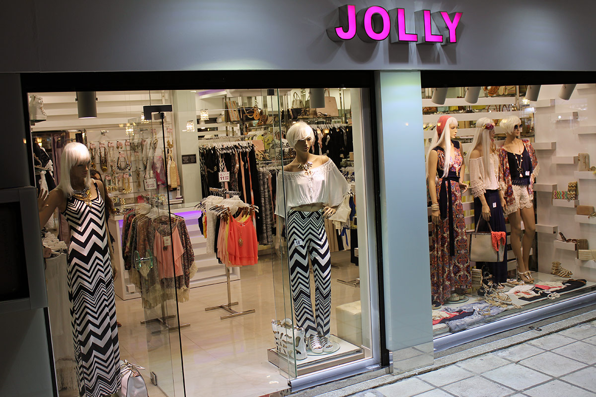 Jolly Boutique. Каллифея