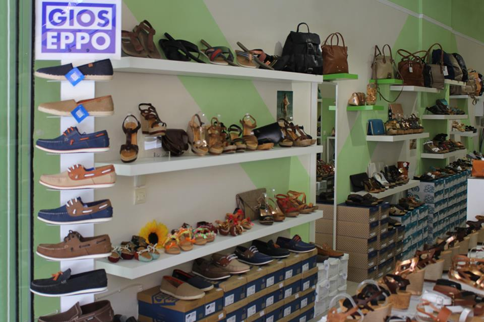 Finezza Shoes. Chanioti, Chalkidiki