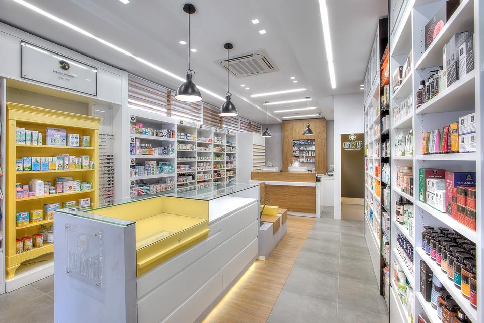 Chemiestree. Pharmacy, Chanioti, Chalkidiki)
