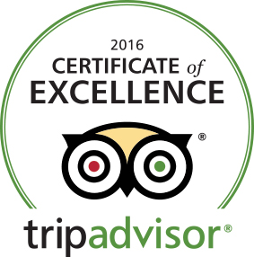 Scooterise Certificate of Excellence 2016