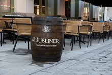 The Dubliner. Ladadika, Thessaloniki