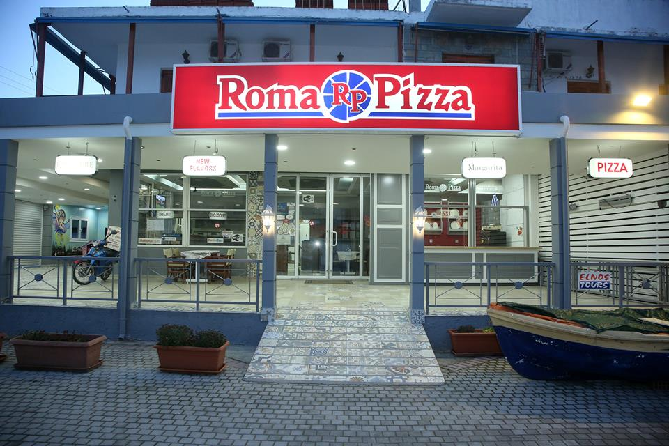 Roma Pizza Pefkochori