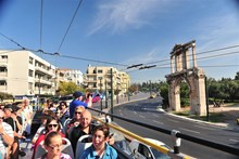 Sights Of Athens - Hop on hop off Bus