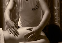 Animus massage. Thessaloniki