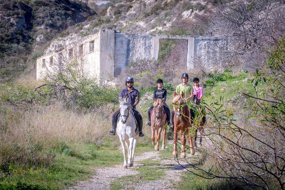 Ippikos Riding Club. Heraklion
