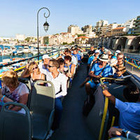 Heraklion Sightseeing Tour Open Bus
