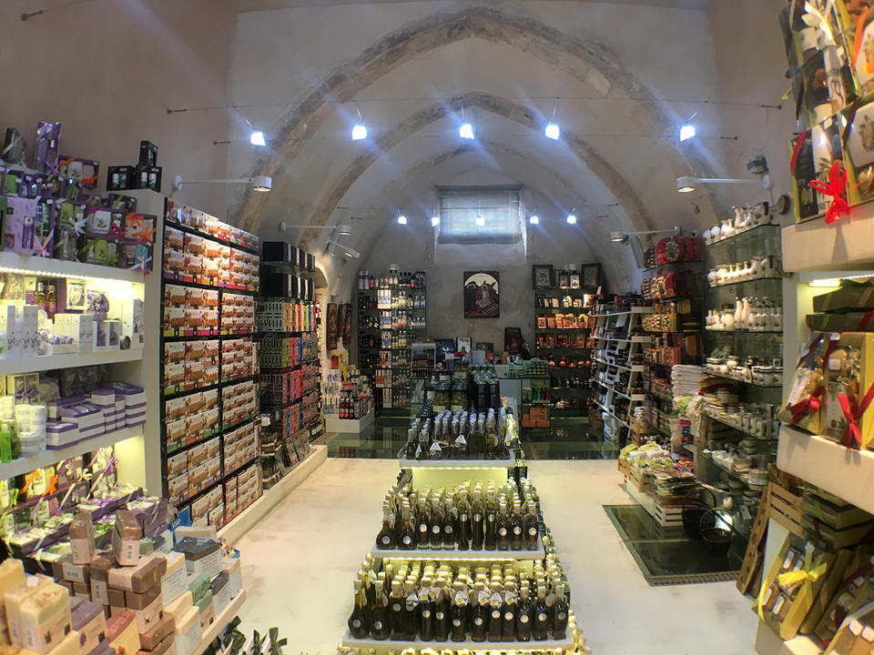 Greek Horizons. Greek products, Crete