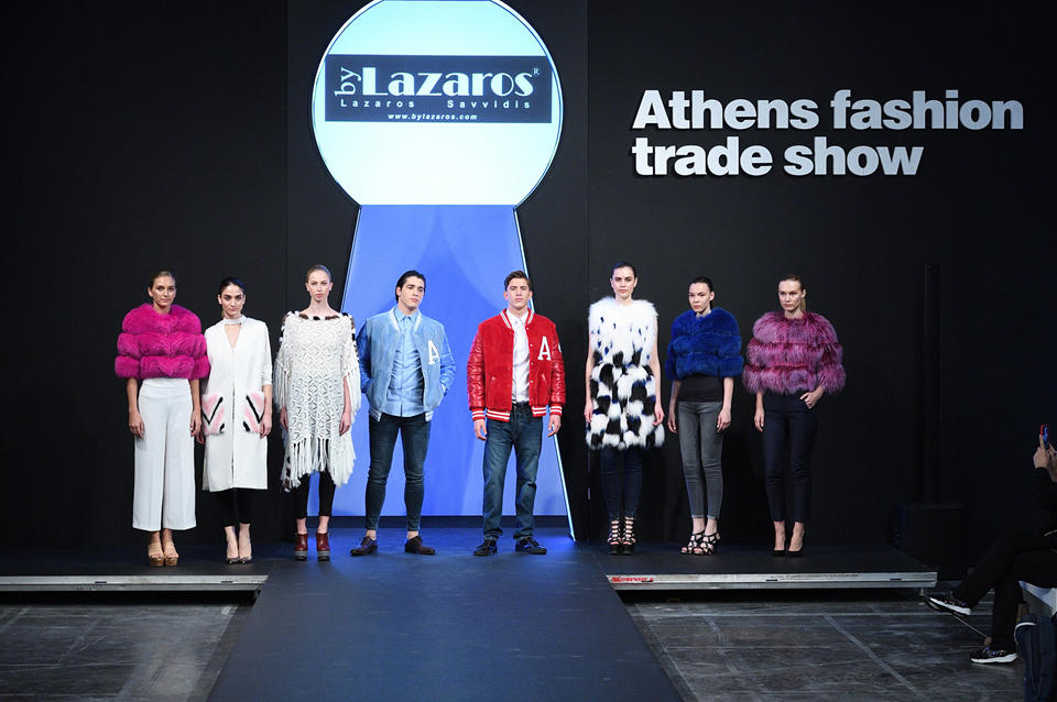 By Lazaros. Athens Fashion