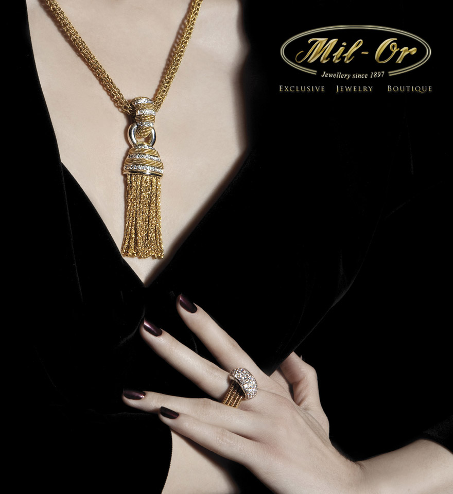Mil-Or. Jewellery boutique, Thessaloniki