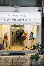 Style Fax Boutique, by Anna Kapsali