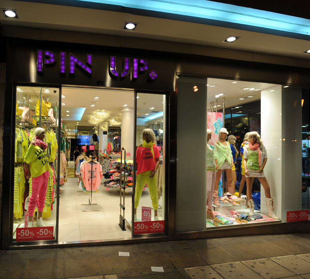 pin up fashion store