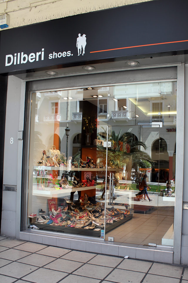 Dilberi Shoes. Footwear Boutique, Thessaloniki