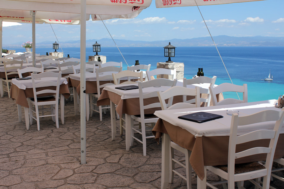 Galera Fish Restaurant. Άφυτος)