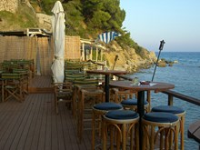 Parages Bar By The Sea. Посиди
