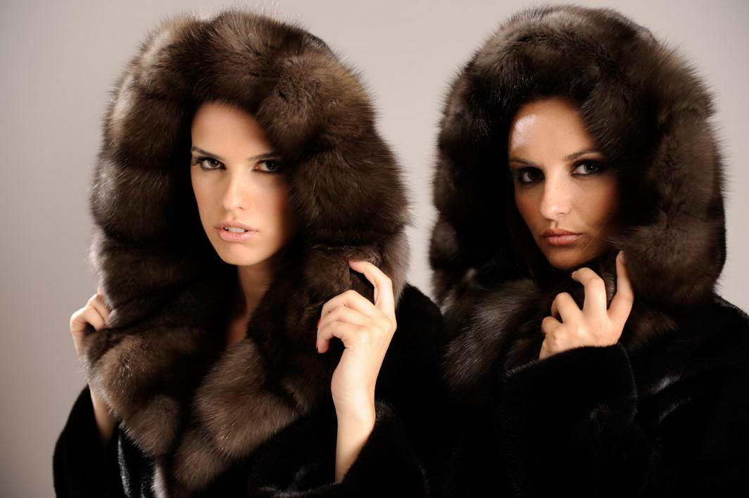 Mousios Furs. Furs collection