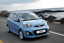 Sfera car rental. Kia Picanto