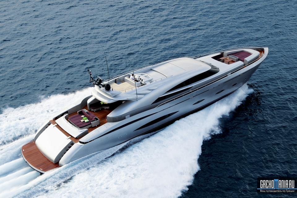 Яхта «My Toy». Athens Yachts