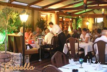 Castello Restaurant. Πάργα