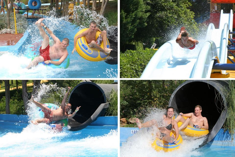 Acqua Plus Waterpark. Water Park, Κρήτη