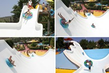 Acqua Plus Waterpark. Water park, Crete