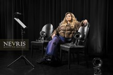 Nevris Furs - Angels collection 2016-2017
