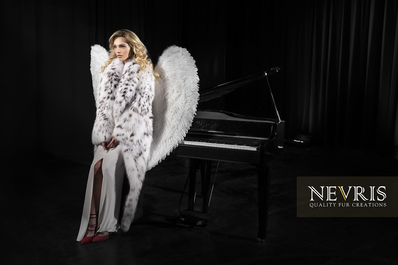 Nevris Furs   Angels Collection 2016 2017