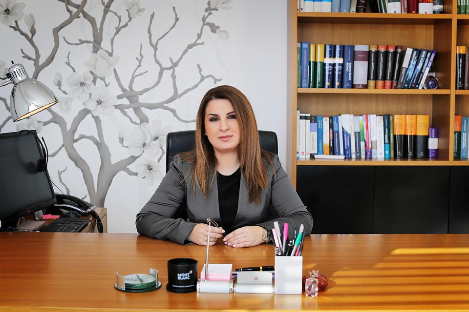 Christina Georgaki - Charavgi, Law Office